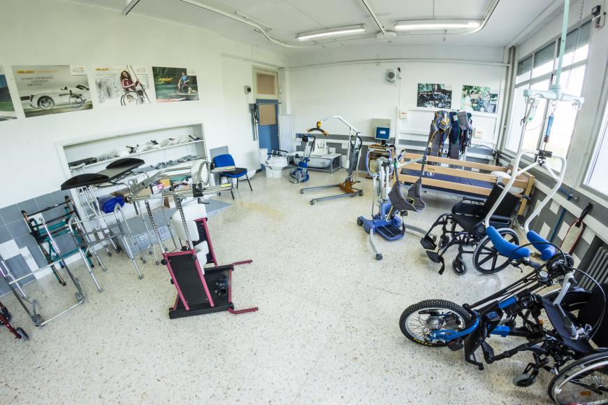 Aula Ortoprotésica